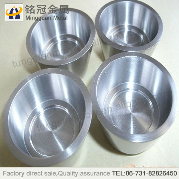 Changsha Mingguan graphite smelting crucible for jewelry casting
