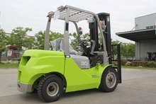 3ton diesel forklift with CE new / 3ton fork lift truck for sale