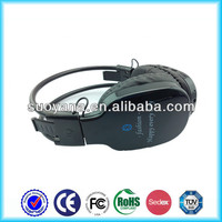 2014 Wireless Foldable Stereo Bluetooth Headphone Pillows With FM and TF card function