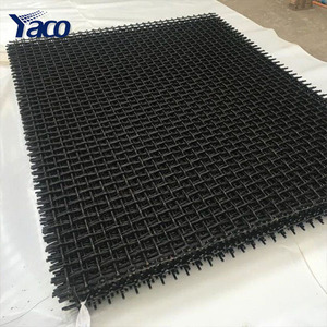 Hot sale sand vibrating screen mesh for mine industry
