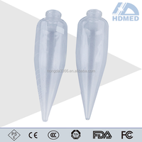 D96 Centrifuge Tube with long cone shaped