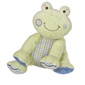ICTI OEM Toy Factory Wholesale Plush Frog Toy