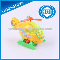 2014 new design pull line helicopter pull back helicopter toy kids pull line toys