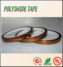 UL certificated heat resistant polyimide film silicone adhesive tape