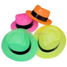 Cheap and beautiful plastic hats hat brim inserts plastic fireman helmet QHAT-5815