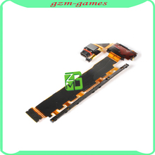 Original USB Dock Connector Charger Charging Port Power Volume Button Microphone Flex Cable For Sony Xperia Z4 Z3+