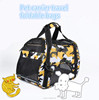 2018 High capacity foldable pet carrier bags sided cat dog travel out door shoulder tote hand pet carrier bags