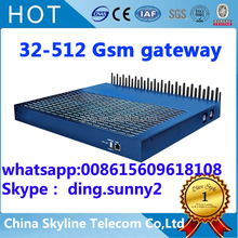 wholesale 32 port goip gateway in malaysia and Philippines feedback great 32-512 voip gateway