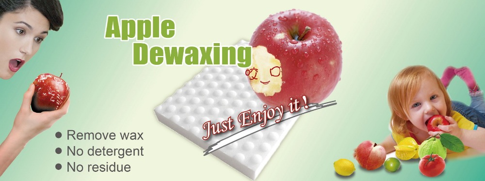 Seeking Uk Agents Apple Cleaning And Dewax Cleaning Sponge