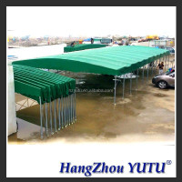 TLP0271 Steel Frame Outdoor Car Shelters Canopy Tent For Sale