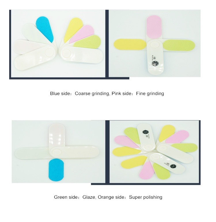 Professional Flower Shape Mini Nail File