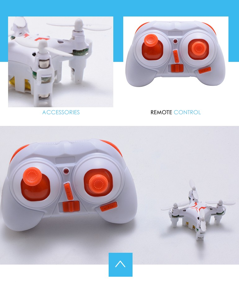 Sales high quality 2.4g 6 axis flight control system rc small drone in pocket