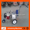 Manual Cold Spraying Airless Road Marking Paint Machine