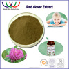 Red clover extract free sample dietary supplement raw material made in China 15% isoflavone Trifolium pratense extract