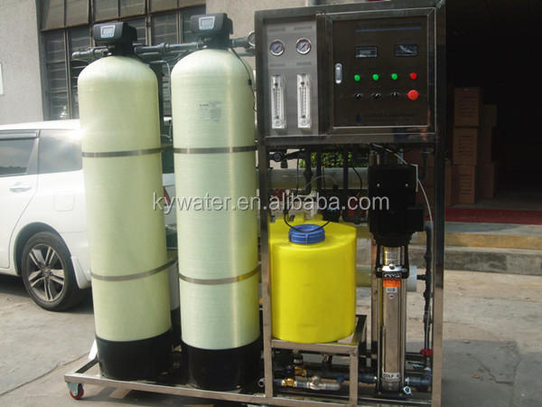 CE/ISO approved 1m3/h ro machine, solar powered water purifier