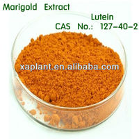 The Best price( in stock)for Lutein 10% / Marigold Flower extract 10% Lutein powder