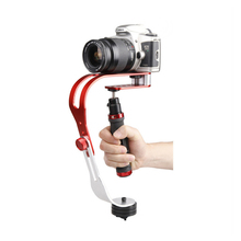 Factory Price For Canon Dslr Camera Stabilizer Portable Steadicam / Mini Handheld Stabilizer For Video