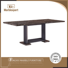 New products restaurant tables marble top and chairs