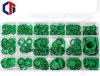 Taobao 205PC HNBR O-Ring Assortment Rubber