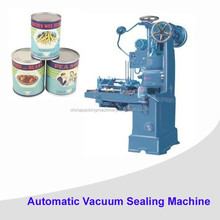 Canned Food Tin can sealing seaming machinery Automatic Tin food canning machine