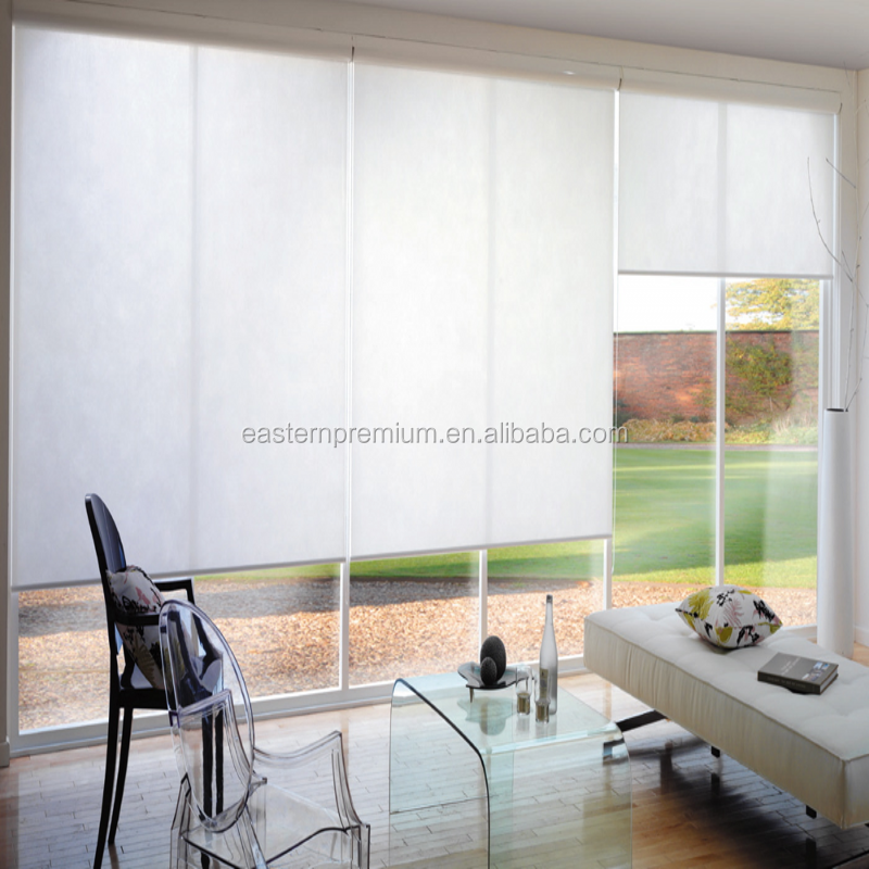 Custom roller blind for window covering balcony sun shades blinds
