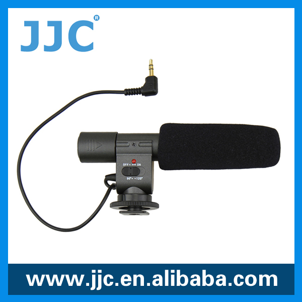 JJC Low interference cctv camera microphone