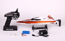 4CH 2.4G RC High Speed Boat 46cm Length, with Water cooling system RC Boat FT009