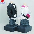 OEM Polyresin Bride and Groom Wedding Couple Figurines