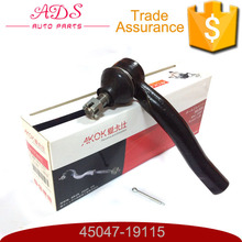 ZZE122/COROLLA TIE ROD END FOR CARS OE:45047-19115