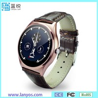 Low cost mobile watch phone cheap price list hand free watch phone smart watch