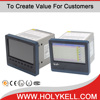 Holykell H8100 Multipurpose Pressure Colorful Date paperless recorder manufacturer