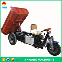 3000Watt super heavy load electric truck cargo tricycle for hot sell