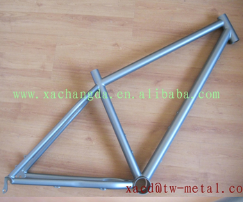titanium bike frame titanium fat bike frame custom titanium mtb bike frame