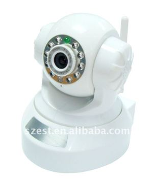 Micro SD card H.264 indoor WIFI IP camera RTSP