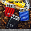 Hot New Products For 2016 Cigarette Case With Lighter Windproof Lighter