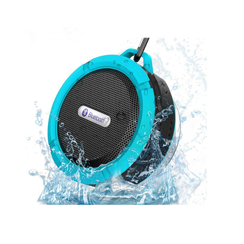 Cheap Price Outdoor Portable Stereo Waterproof Wireless Bluetooth Shower Speaker With Radio