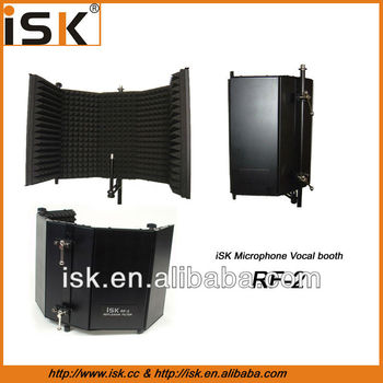 iSK Microphone vocal booth