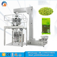 High efficiency schneider electric fully automatic Pulses Packing Machine