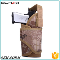 Wholesale high quality adjustable portability pistol holster