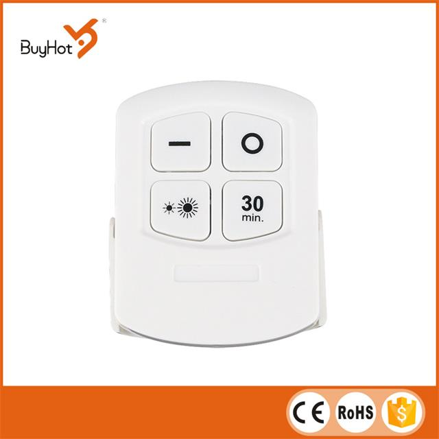 Hot selling best price torch light wireless switch light led remote control under cabinet light