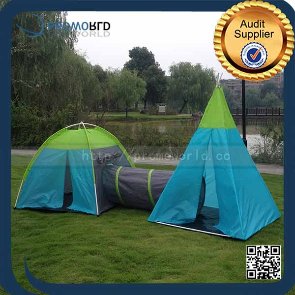 Outdoor camping waterproof pop up play tent,teepee tent kids