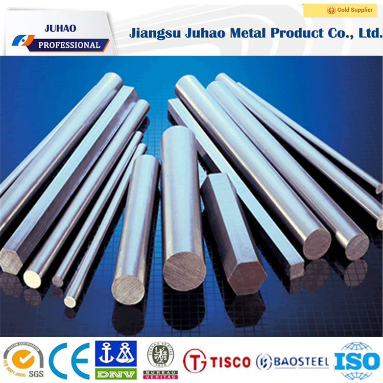 astm a276 310 410 Stainless steel polished round / hexagonal bar /rods in vietnam