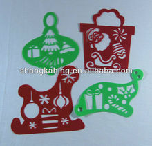 letter font kids Plastic PVC PP stencil or drawing stencil templates from professional manufacture