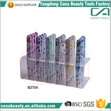 Alibaba manufacturer wholesale High Precision Eyebrow fancy tweezers