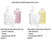 Herbalife Basic 3-step Nourifusion Skin care
