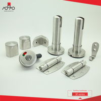 Aogao 30 series stainless steel 304 toilet fittings for toilet partition