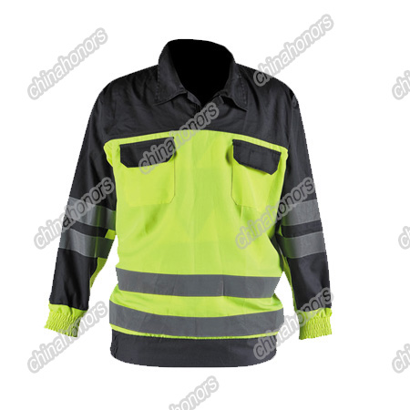 electric heating flame retardant work safety jacket
