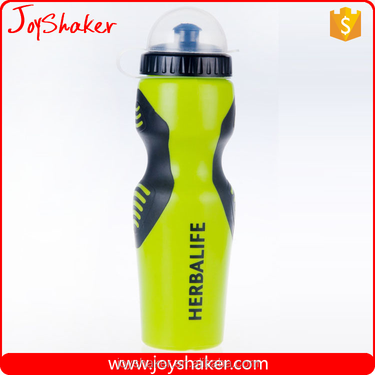 25oz Eco Friendly BPA Free Plastic Sports Water Bottle Carrier