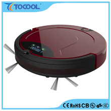 2017 Smart Planned route Robot Vacuum Cleaner For Home Wireless 600ml dustbin HEPA Filter Auto charge vacuum cleaner Aspirador