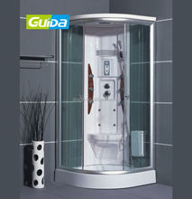 Ningbo SONDA sliding toughed glass steam with frame shower screens door room